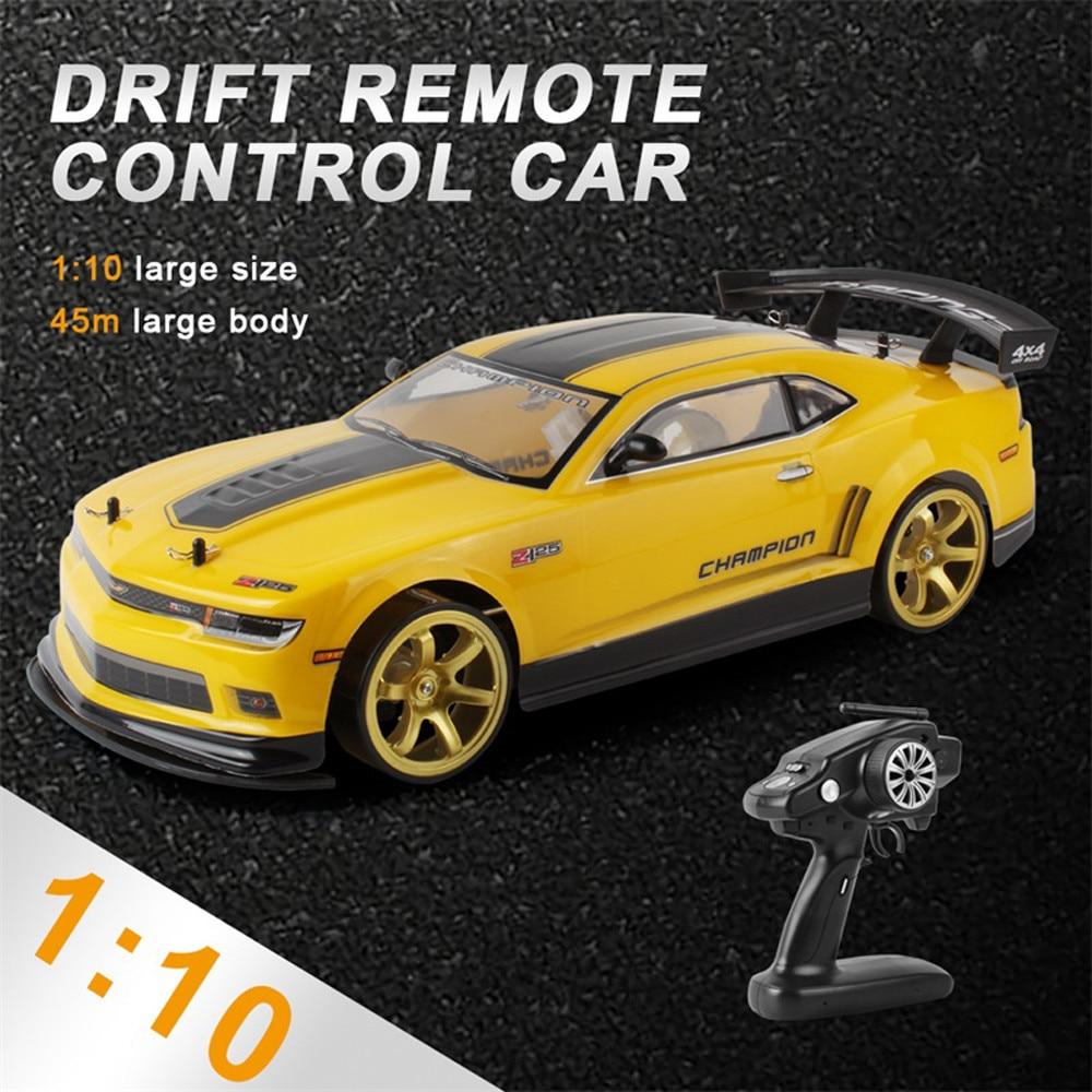 Rc Cars 1 10 Scale 4wd High Speed 70km H Remote Control Sports Car 2 4g Ebay