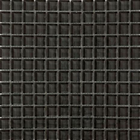 T163 gloss 23x23mm, Box 0,9m2 Glas blank tjocklek 8mm
