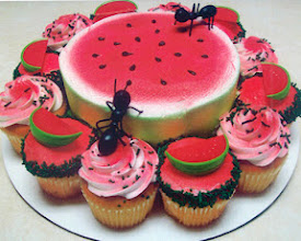 Photo: Watermelon Cake