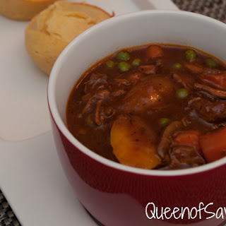 Slow Cooker Hearty Beef Stew Recipe