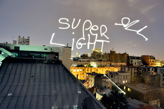 Photo: Superlight - Light painting by Christopher Hibbert, french photographer and light painter. Further information: http://www.christopher-hibbert.com