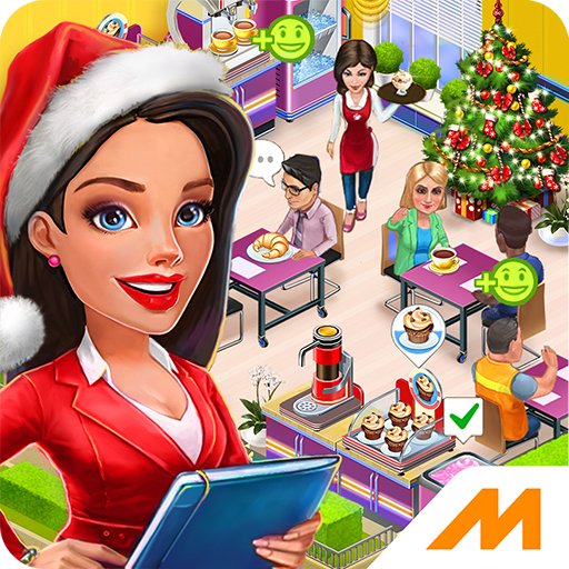 My Cafe: Recipes & Stories - World Cooking Game APK Cracked Download