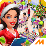 My Cafe: Recipes & Stories - World Cooking Game 2018.14 (Mod Money)