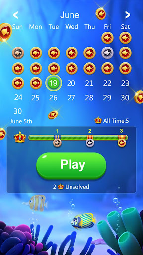 Solitaire Fish screenshot 8