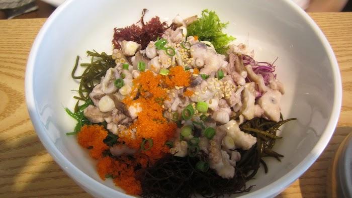 낙지 비빔밥