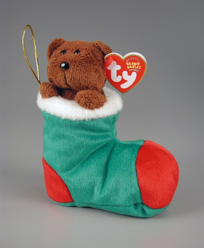 Stuffed animal:Stockings