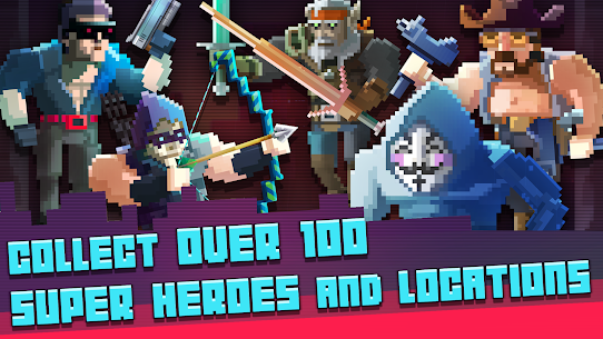 Super Hero Fight Club 1.1 MOD (Unlimited Money) 3