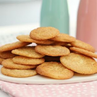 Snickerdoodles - Conventional Method