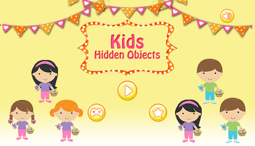 Kids House Fun -Hidden Objects