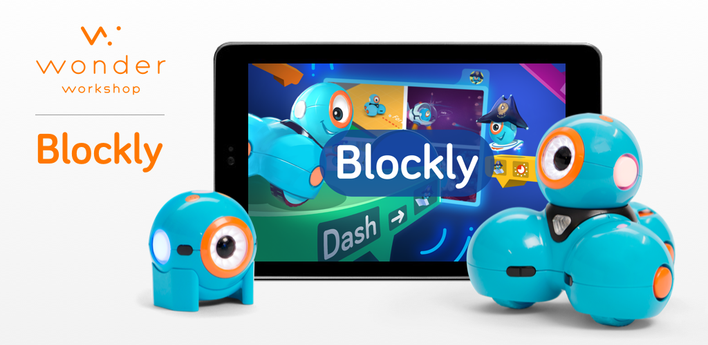 Download Blockly for Dash & Dot robots APK latest version