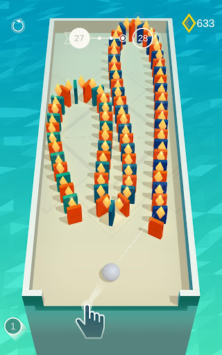 Domino Smash - screenshot