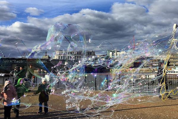 London bubbles  di GiuChi