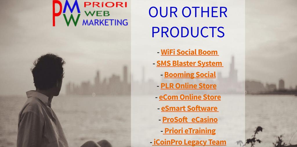 OnLine Priori Digital Products