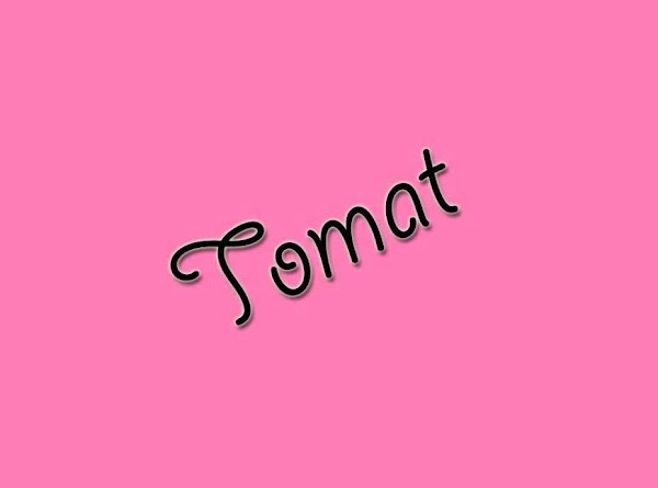 The Tomat Sauce, or Tomato Sauce ------------------------------------------------ The Tomat sauce is made with tomatoes (raw, tomato...