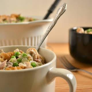 Creamy Tuna Mushroom Pasta Recipes.