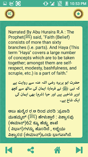 Download Daily Hadith in English, Urdu  Google Play softwares