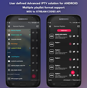 GSE SMART IPTV 6 8 arm64-V8 (Unlocked) APK for Android