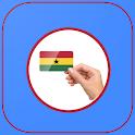 Ghana Cards Registration Portals icon