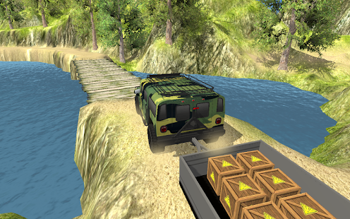 Army Truck Transport- screenshot thumbnail