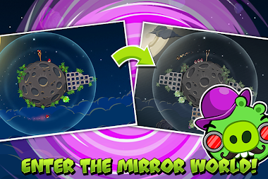 Angry Birds Space APK screenshot thumbnail 4