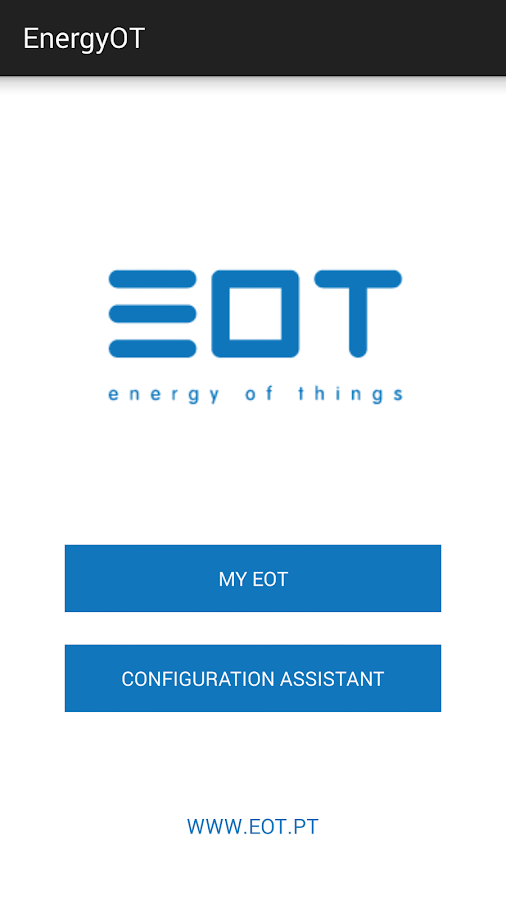 EOT - Energy of Things- screenshot