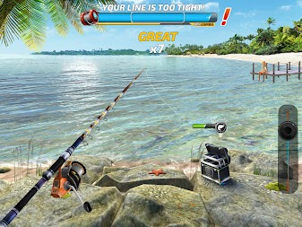 Fishing Clash: Catching Fish Game. Bass Hunting 3D APK screenshot thumbnail 9