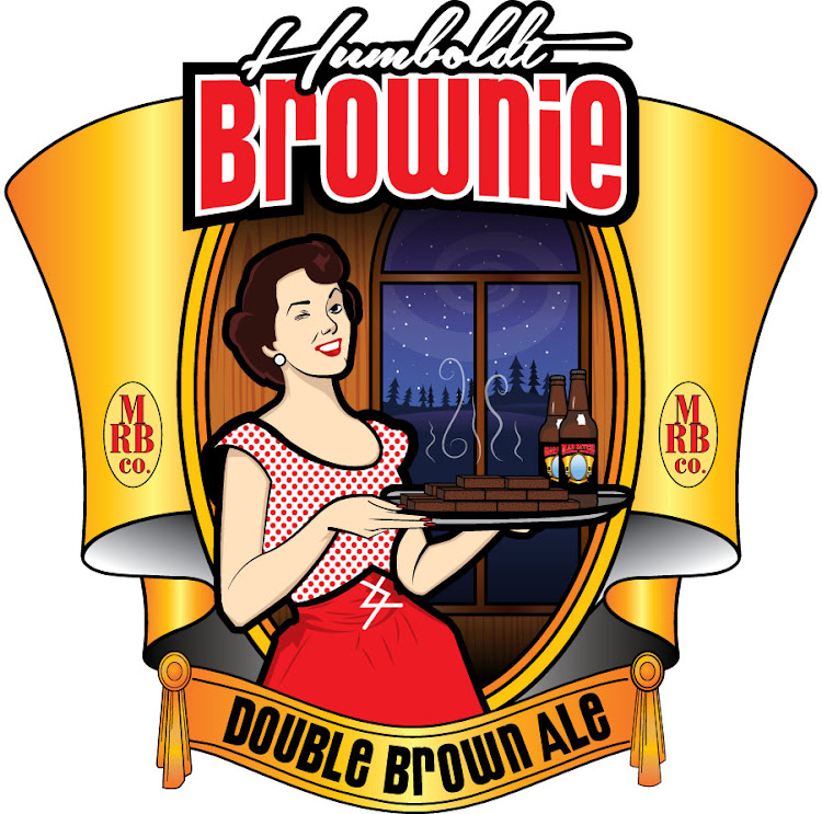 Logo of Mad River Humboldt Brownie Double Brown Ale