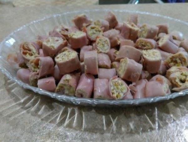 Ham & Cheese Roll Ups Recipe