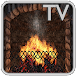 Realistic Fireplace TV - 3D Live App - Androidアプリ