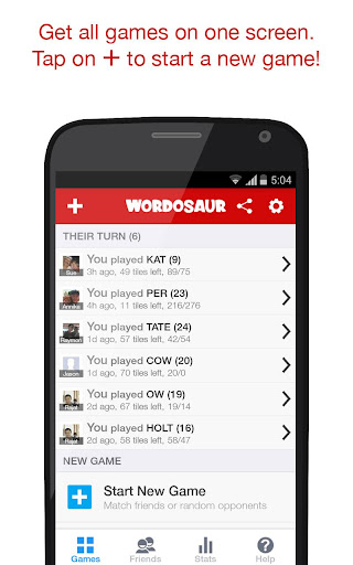 Wordosaur Top Rated Word Game 1.0.44 screenshots 3