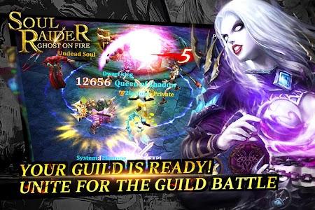 Soul Raider- Ghost On Fire v1.2.0 (Mod)