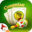 Conquian Colombia - ZingPlay icon