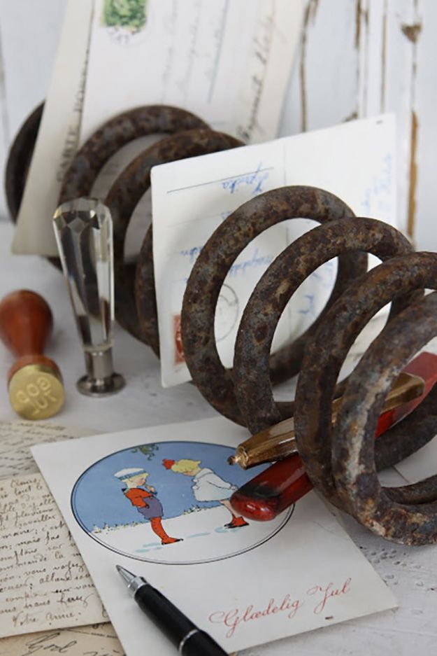Top 5 DIY Ideas You Can Pull Off Using Old Car Parts