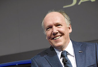 Ian Callum, director of design at Jaguar