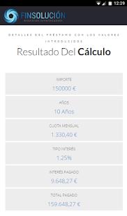 Calculadora Hipotecaria - náhled