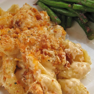Macaroni And Cheese With Cream Cheese And Cheddar Recipes.