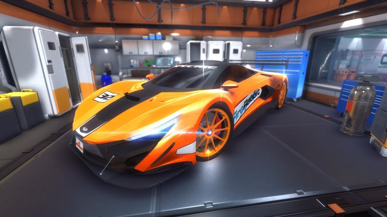 Design my car - Fix My Car Supercar Shop Free Screenshot