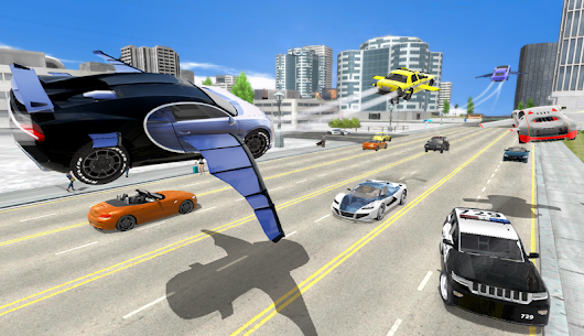 Flying Car Transport Simulator Apk Download For Android and Iphone 4
