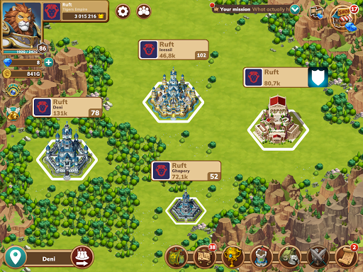 Million Lords: Kingdom Conquest - Strategy War MMO 2.2.5 screenshots 16