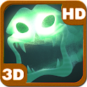 Ghoul Sparkling Halloween Head icon