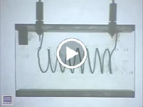 Video: Линије магнетног поља соленоида