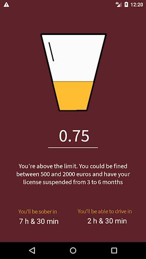 DrinkItApp screenshot 2