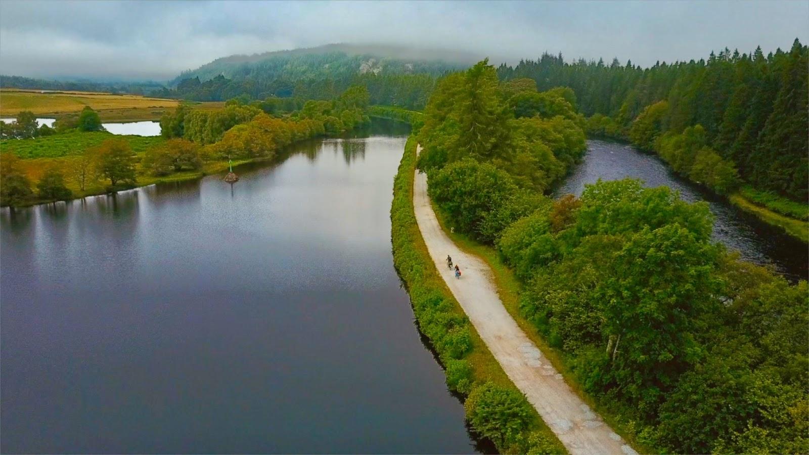 biking scotland