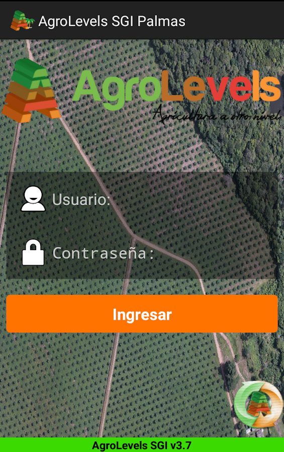 AgroLevels SGI Palmas- screenshot