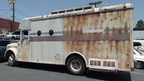 Green Day's Bookmobile Tour Bus thumbnail