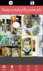 4D Collage Photo Frame screenshot 3