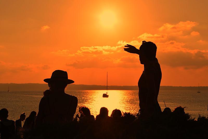 Il sole dà spettacolo (Formentera) di Genesis