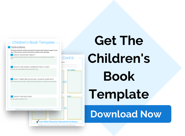 Get the Children's Book Template