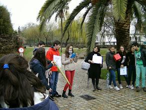 Photo: 3Entre rúas e versos - 2º ESO - IES Aquis Celenis