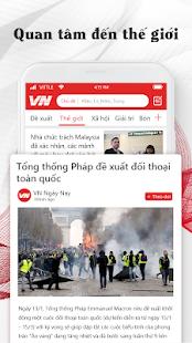 VN Ngày Nay—  Đọc báo, Tin tức toàn diện miễn phí 2